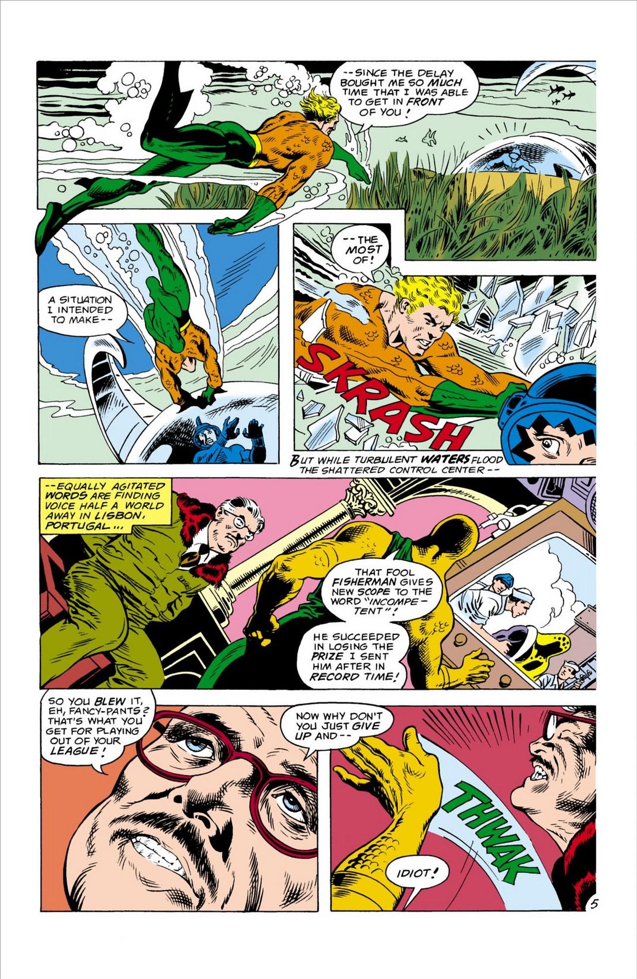 Read online Aquaman (1962) comic -  Issue #60 - 6