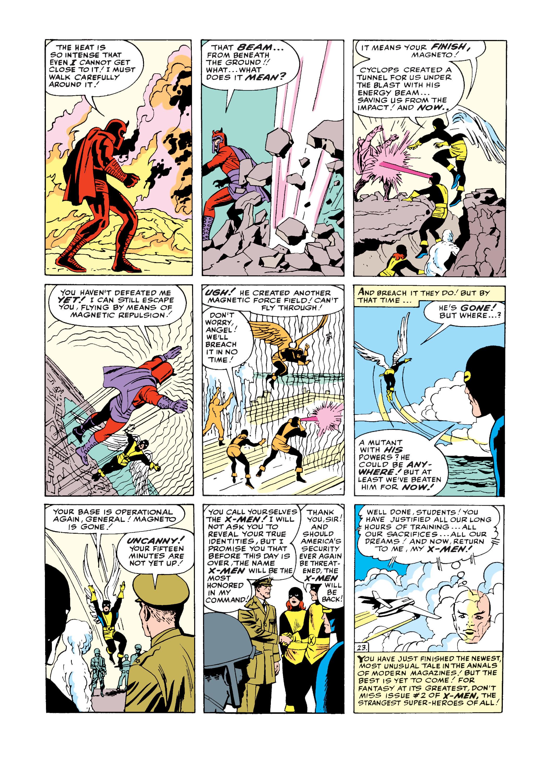 Uncanny X-Men (1963) -1 Page 23