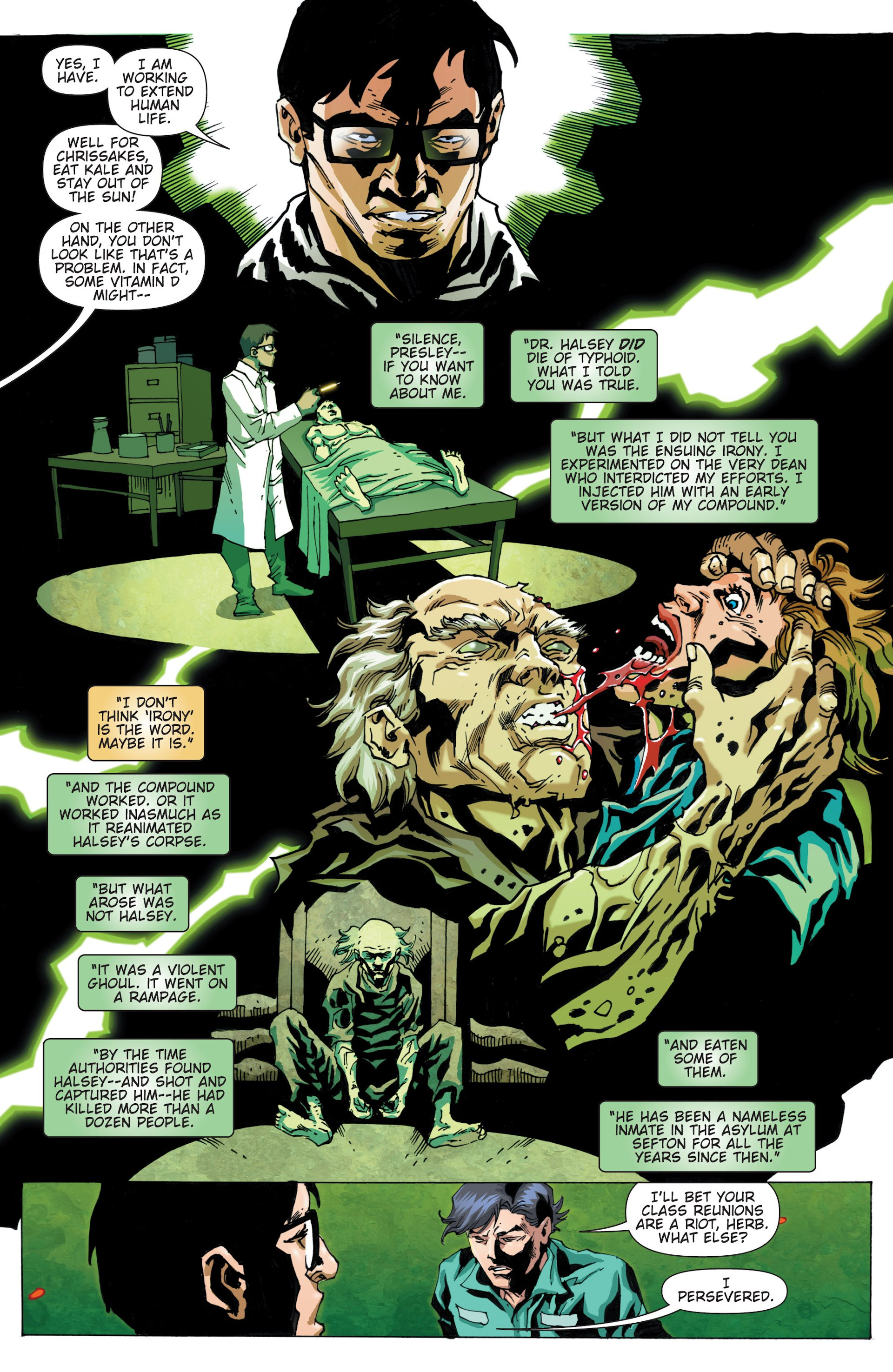 Read online Army of Darkness/Reanimator comic -  Issue #Army of Darkness/Reanimator Full - 14
