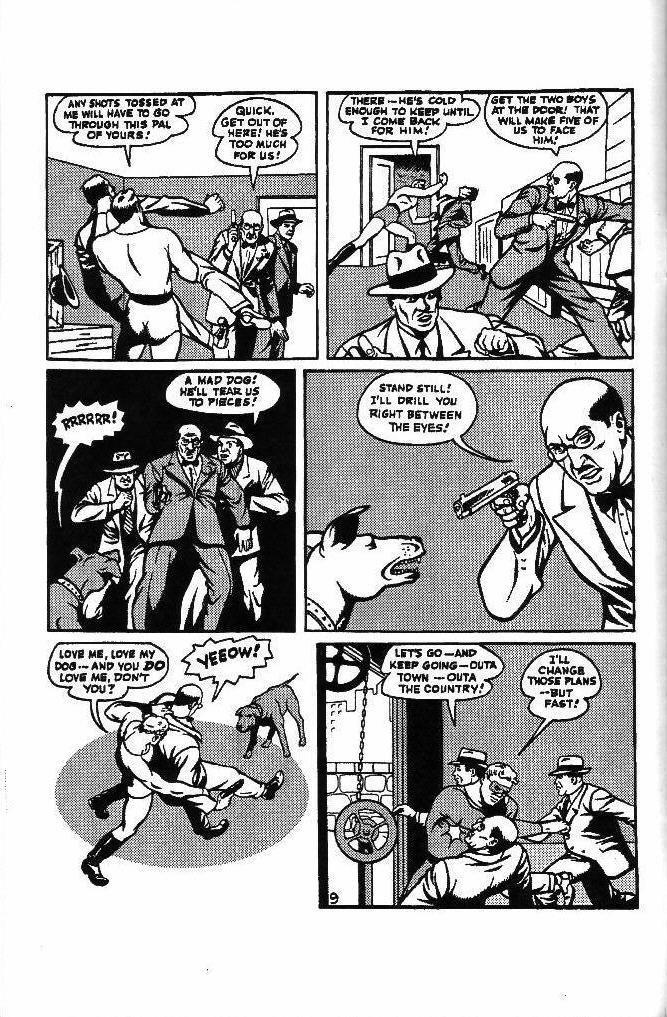 Read online Men of Mystery Comics comic -  Issue #46 - 20
