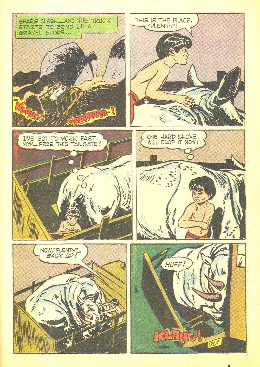 Tarzan (1948) issue 121 - Page 25