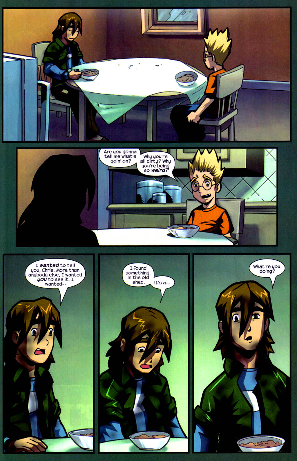 Read online Sentinel comic -  Issue #9 - 23