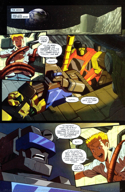Read online Transformers Armada comic -  Issue #10 - 5