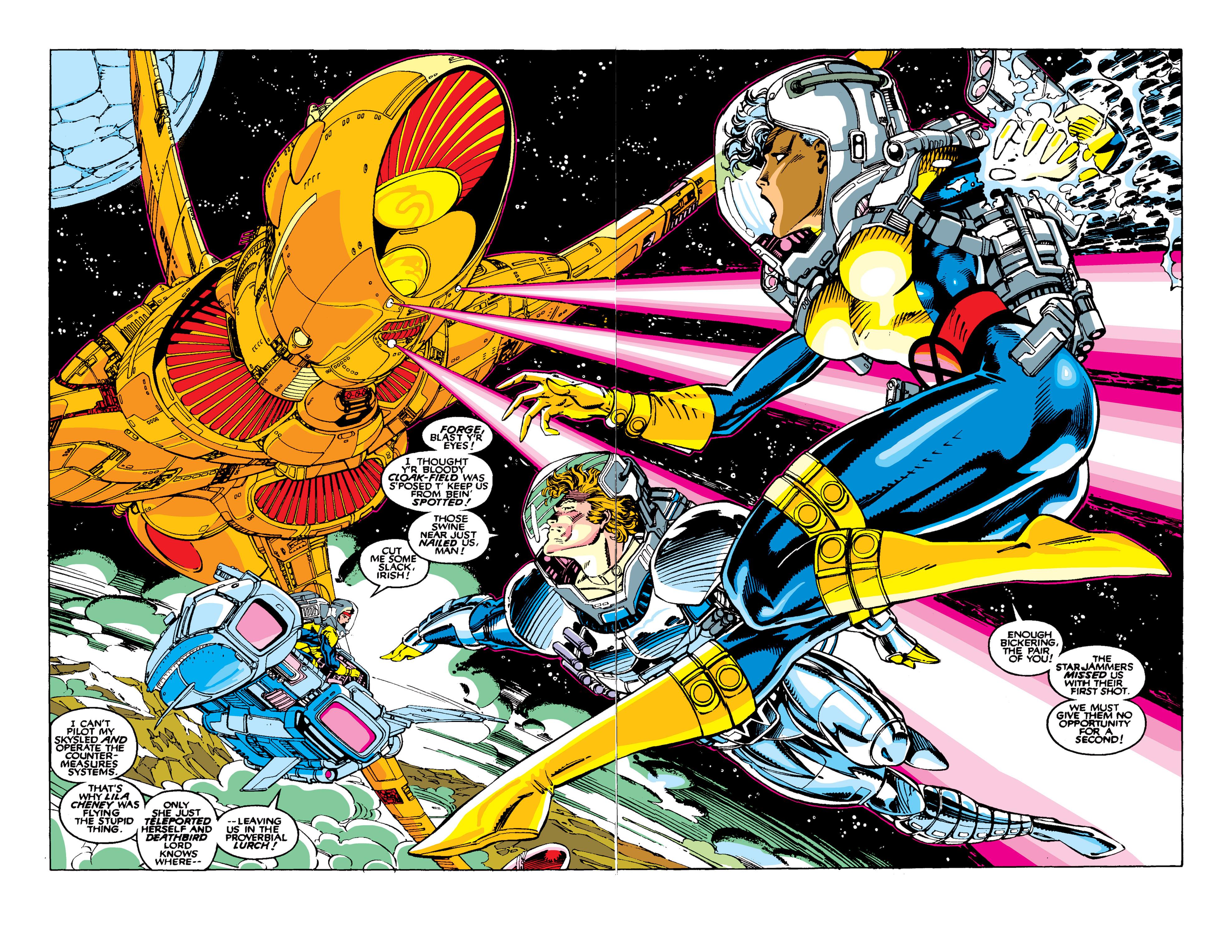 Read online Uncanny X-Men (1963) comic -  Issue #277 - 3