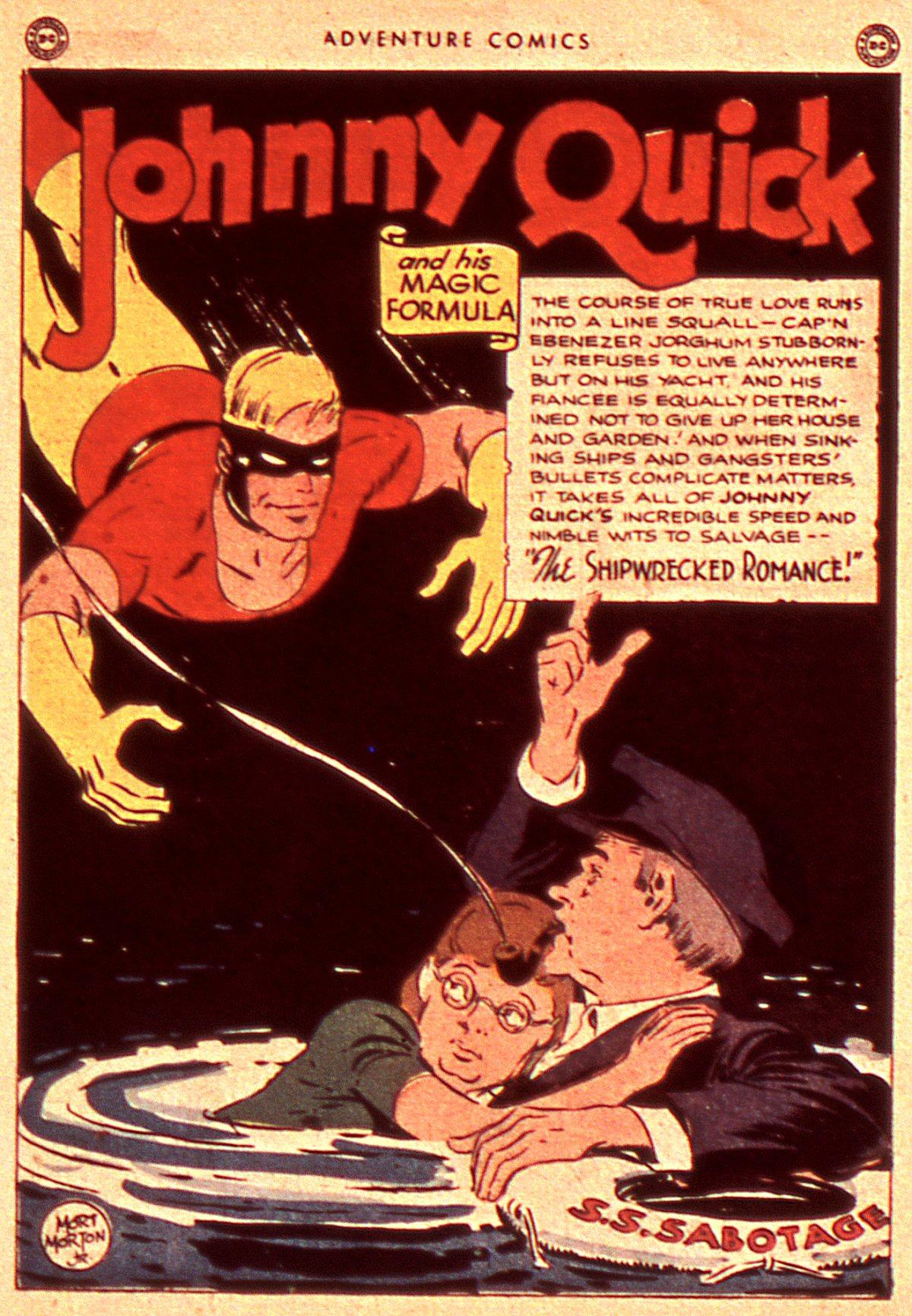 Read online Adventure Comics (1938) comic -  Issue #106 - 21