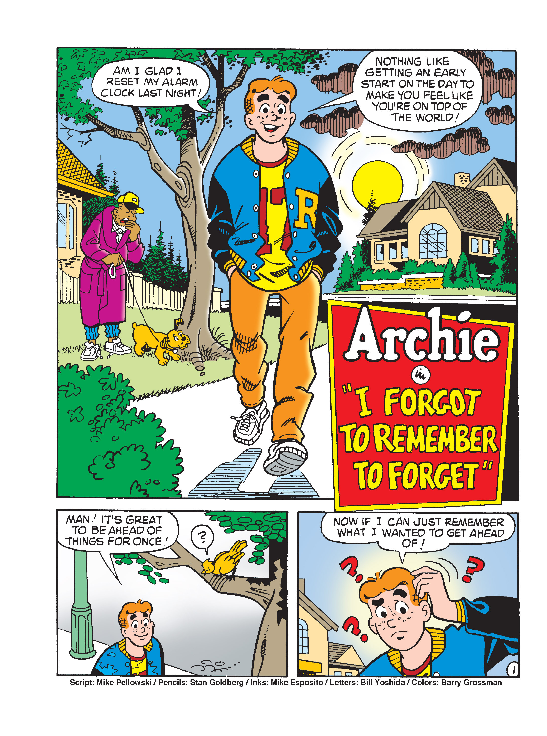 Read online Archie 1000 Page Comics Blowout! comic -  Issue # TPB (Part 4) - 138