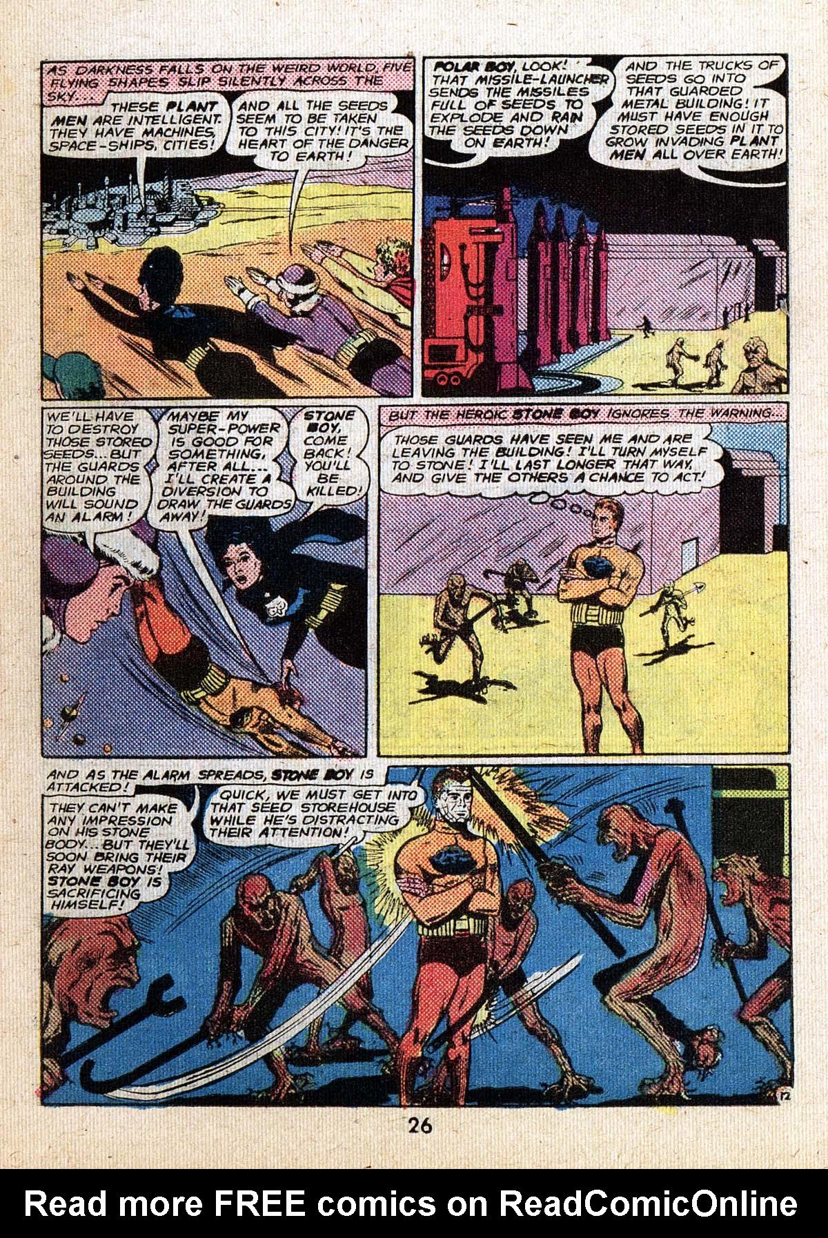 Read online Adventure Comics (1938) comic -  Issue #500 - 26
