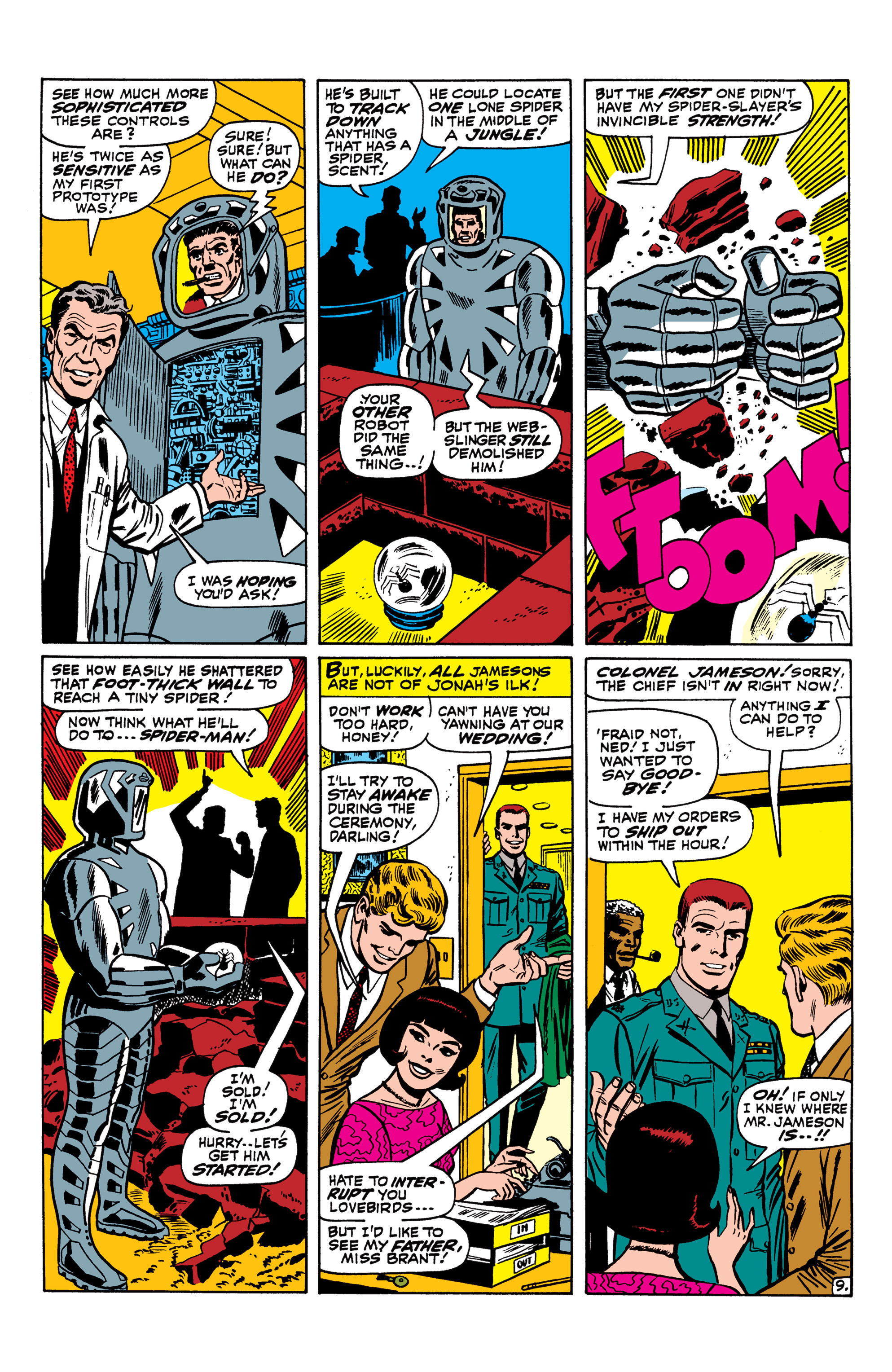 The Amazing Spider-Man (1963) 58 Page 9