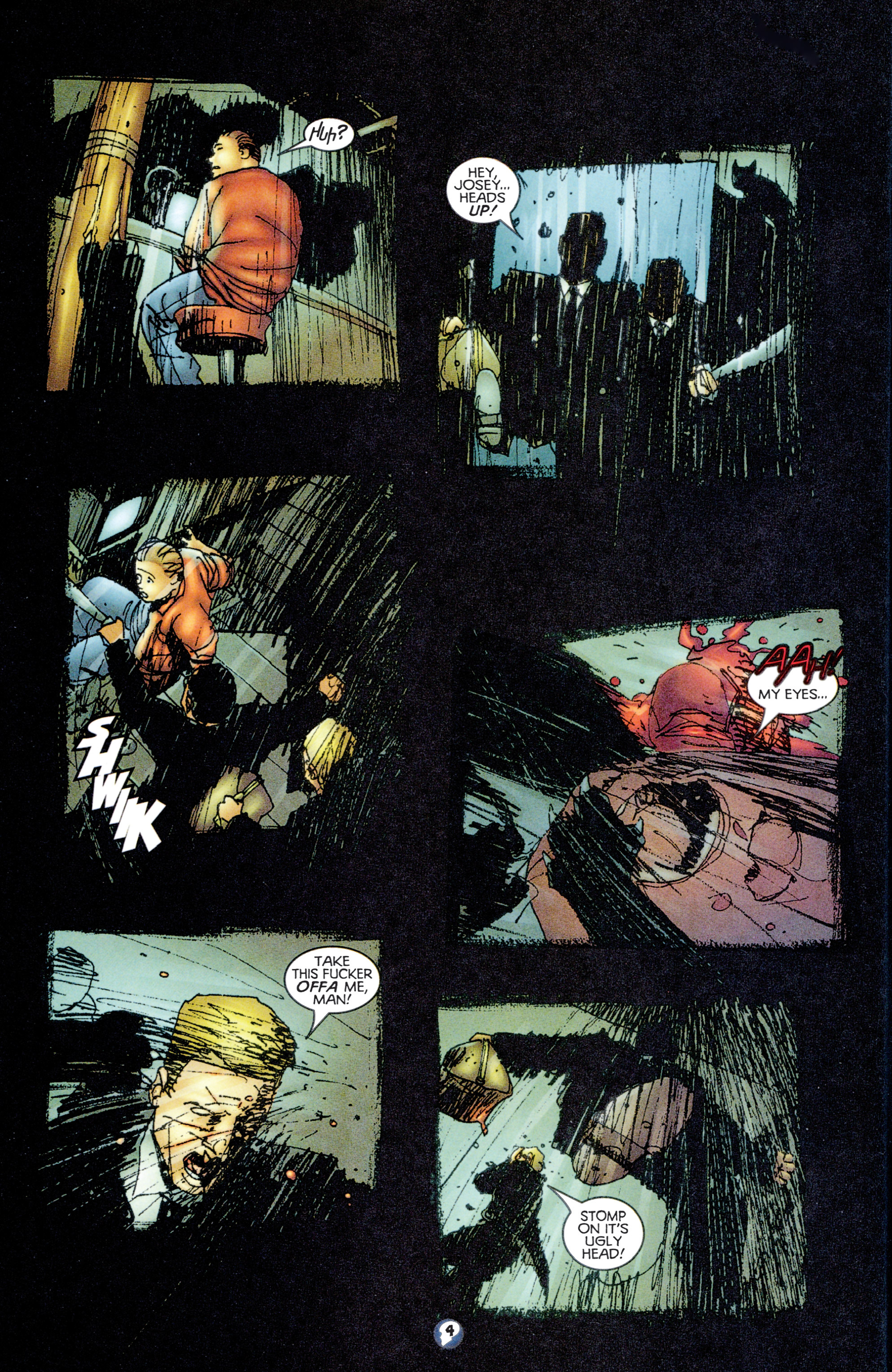 Read online Shadowman (1997) comic -  Issue #12 - 5