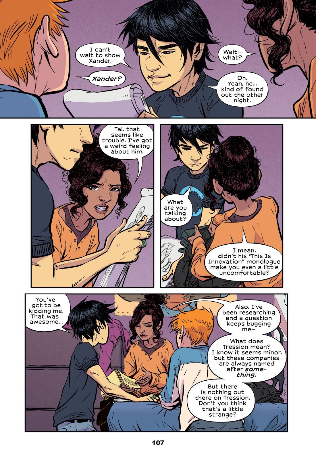 Read online Green Lantern: Legacy comic -  Issue # TPB - 105