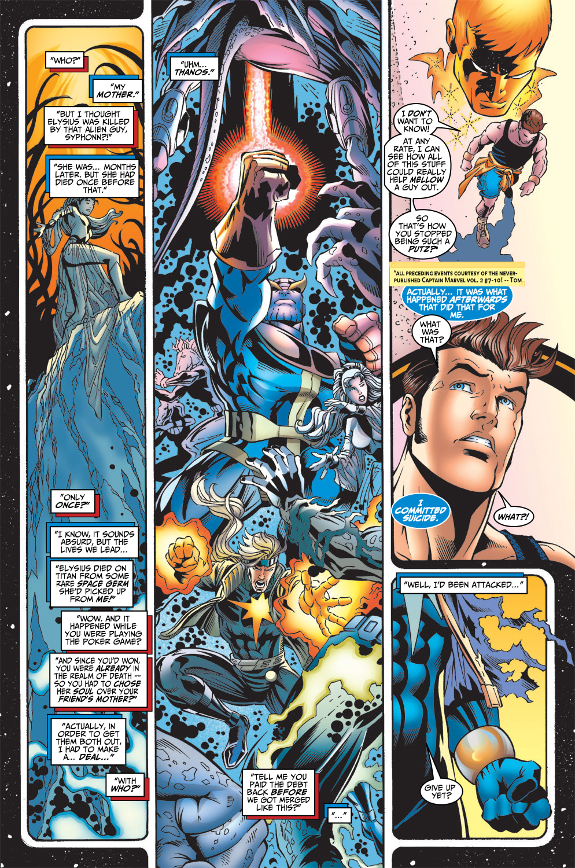Captain Marvel (1999) Issue #14 #15 - English 8
