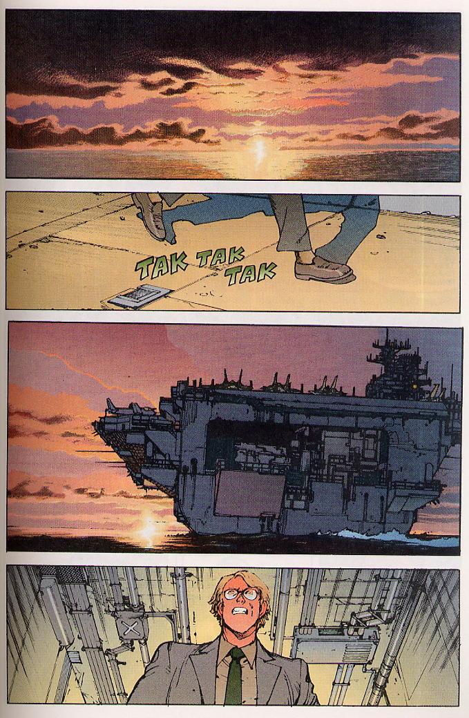 Read online Akira comic -  Issue #26 - 28
