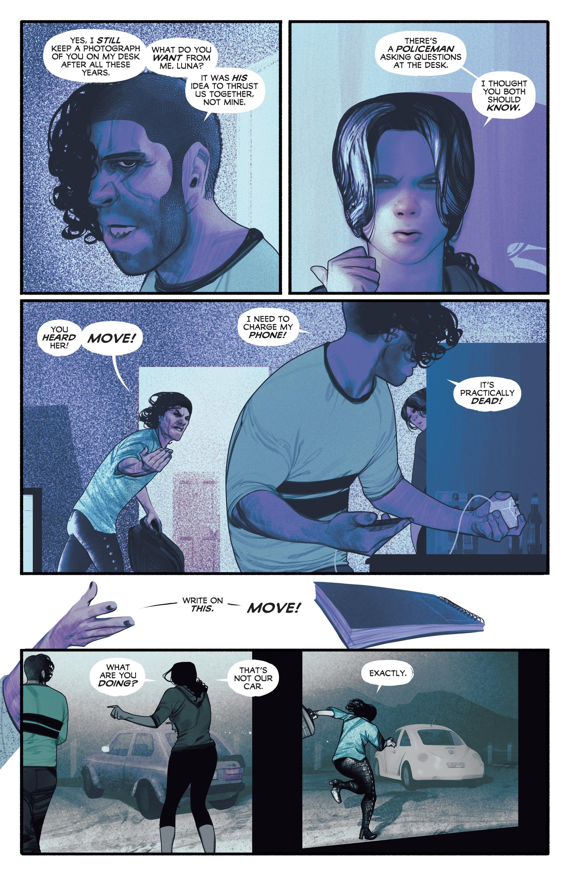 Read online Annihilator comic -  Issue #5 - 6