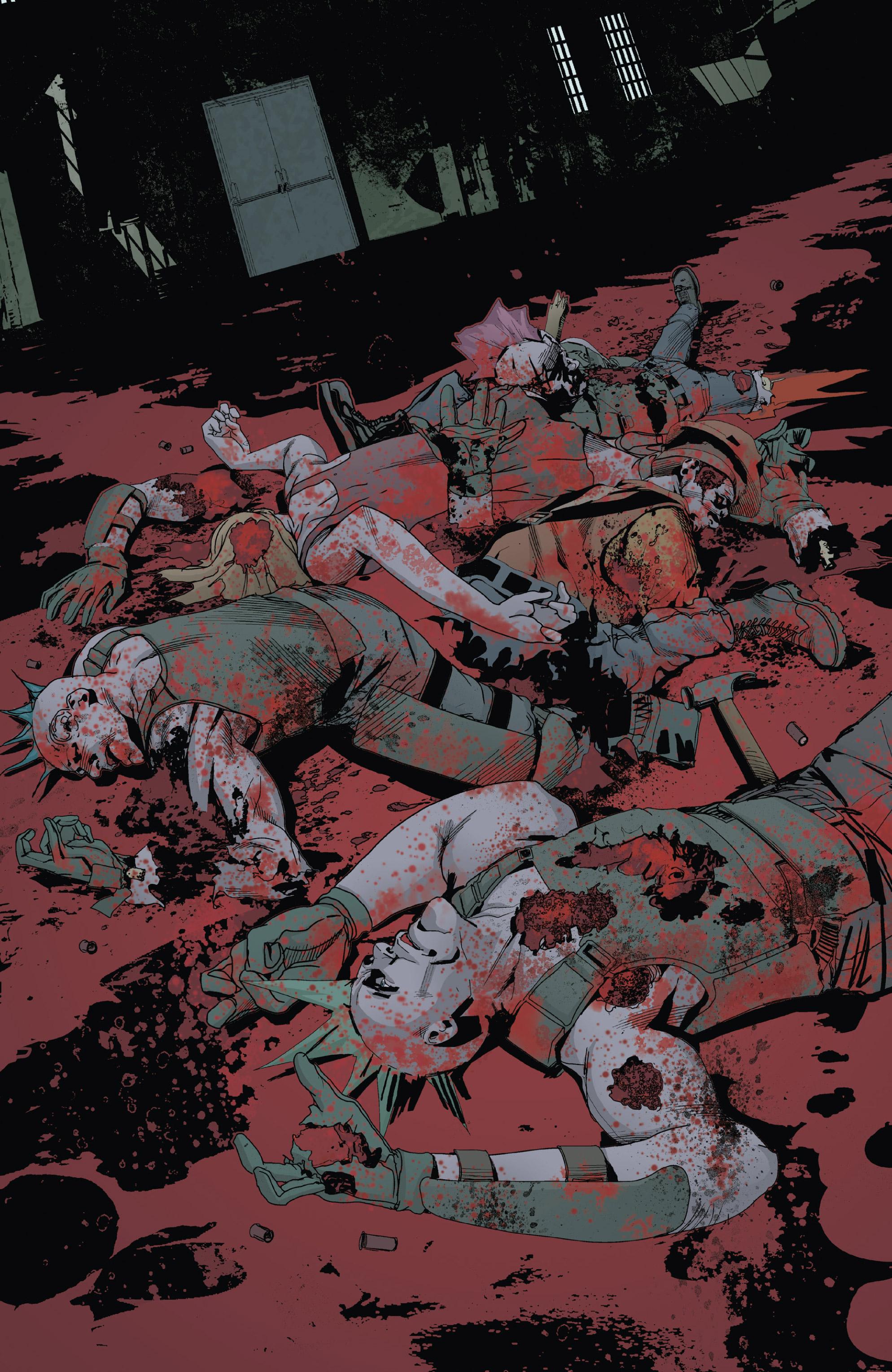 Read online X: Big Bad comic -  Issue # Full - 35