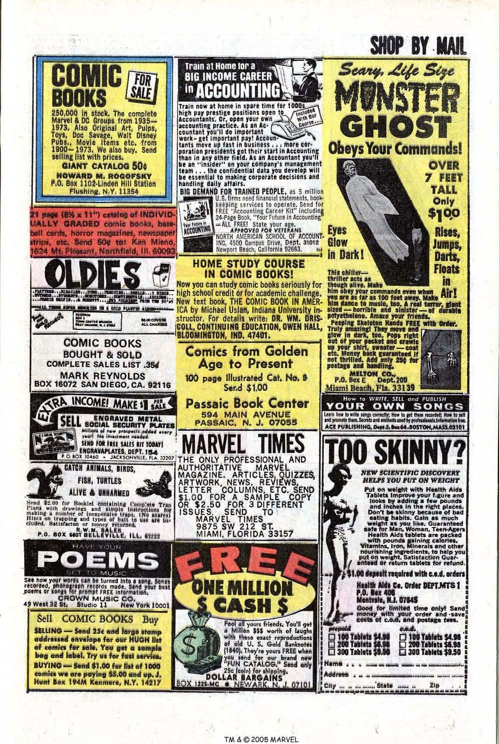 Read online Uncanny X-Men (1963) comic -  Issue #81 - 25