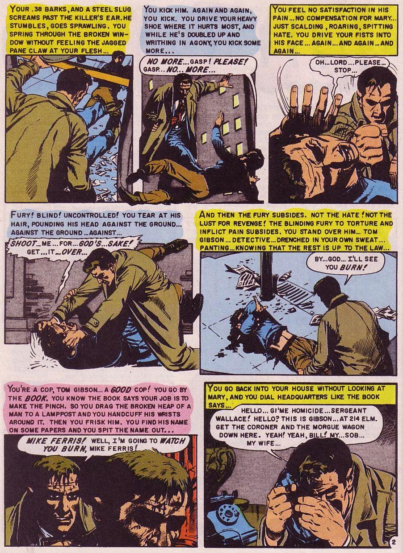 Read online Shock SuspenStories comic -  Issue #15 - 25