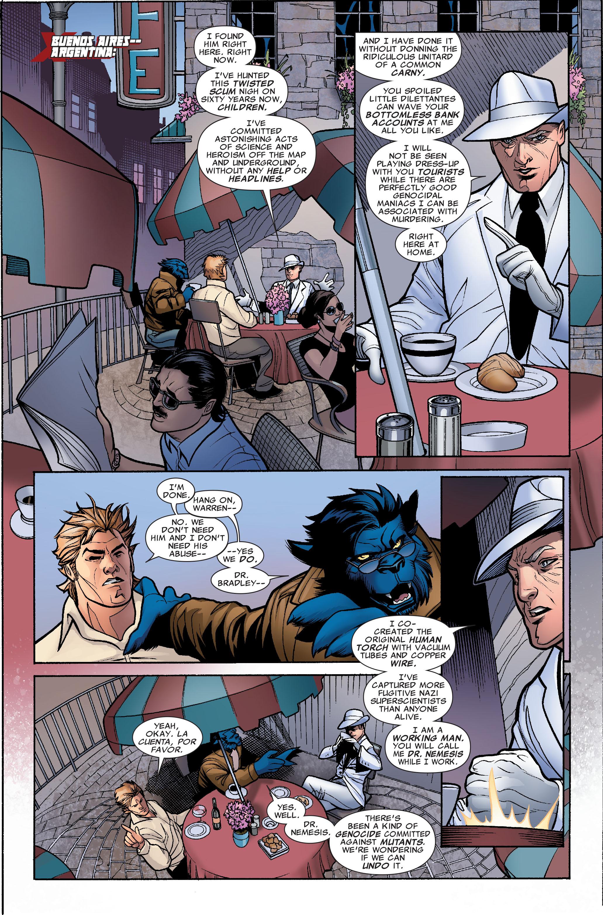 Read online Uncanny X-Men (1963) comic -  Issue #504 - 16