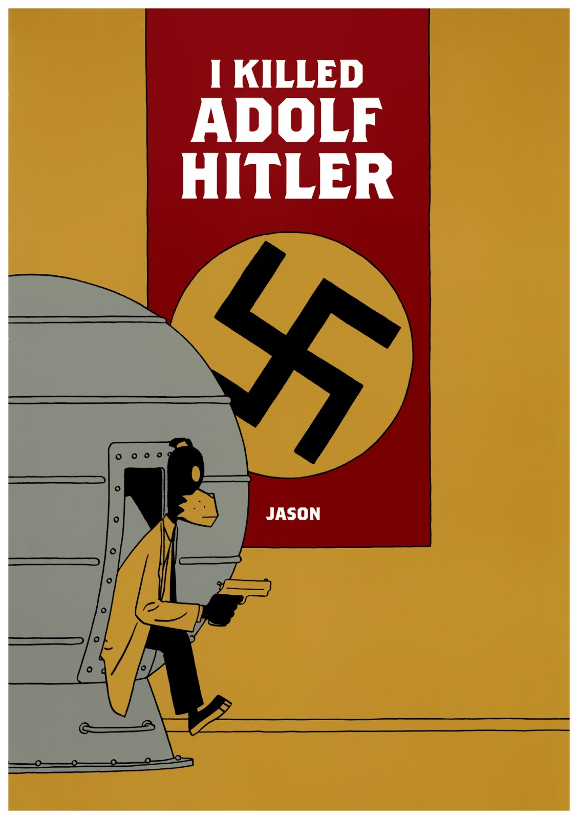 I Killed Adolf Hitler issue 1 - Page 1