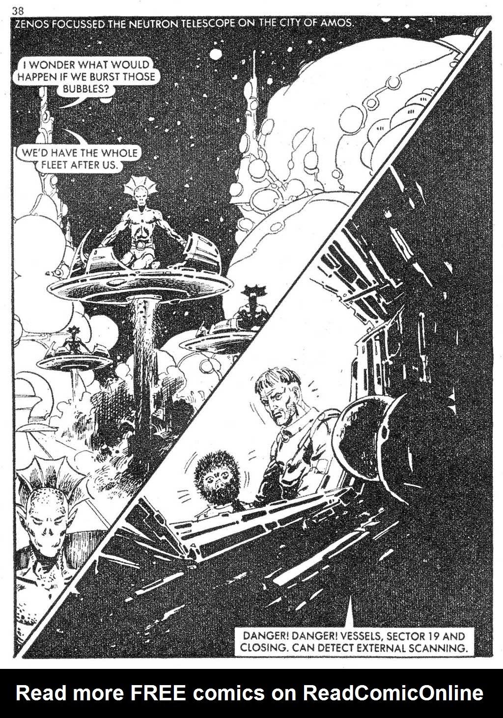 Starblazer issue 16 - Page 38