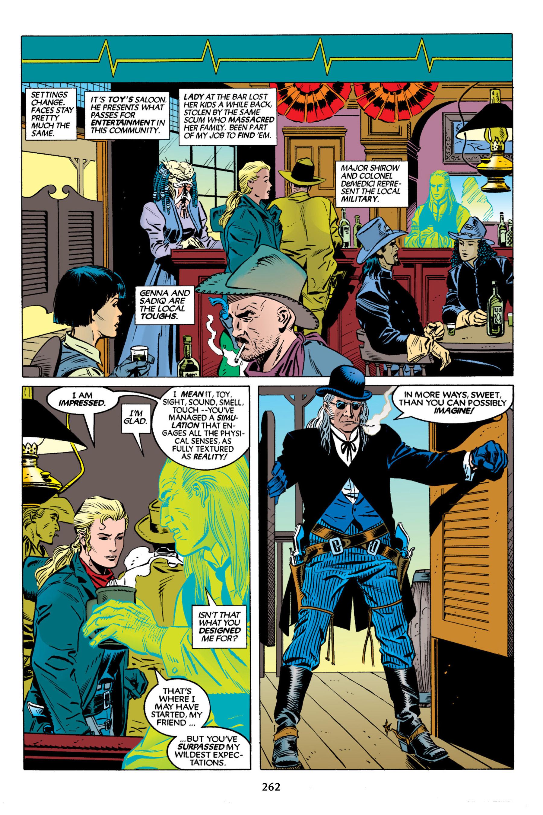 Read online Aliens vs. Predator Omnibus comic -  Issue # _TPB 2 Part 3 - 37