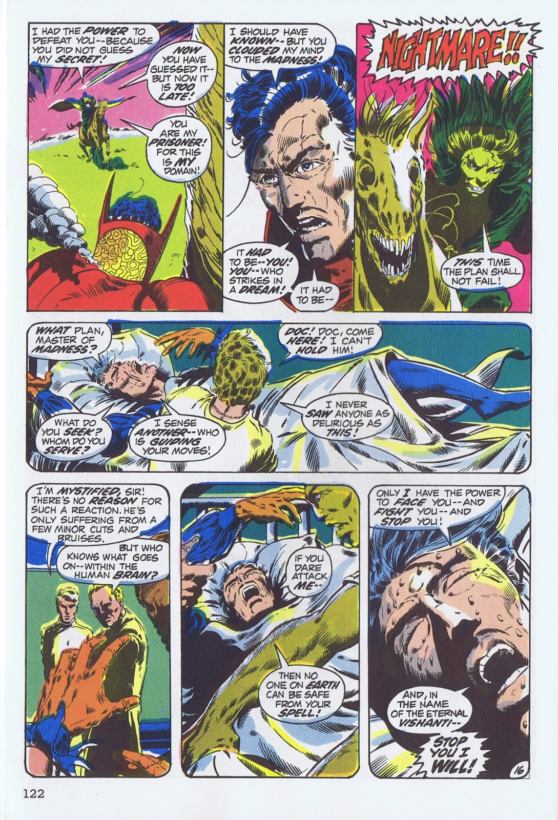 Doctor Strange: Master of the Mystic Arts issue TPB - Page 116