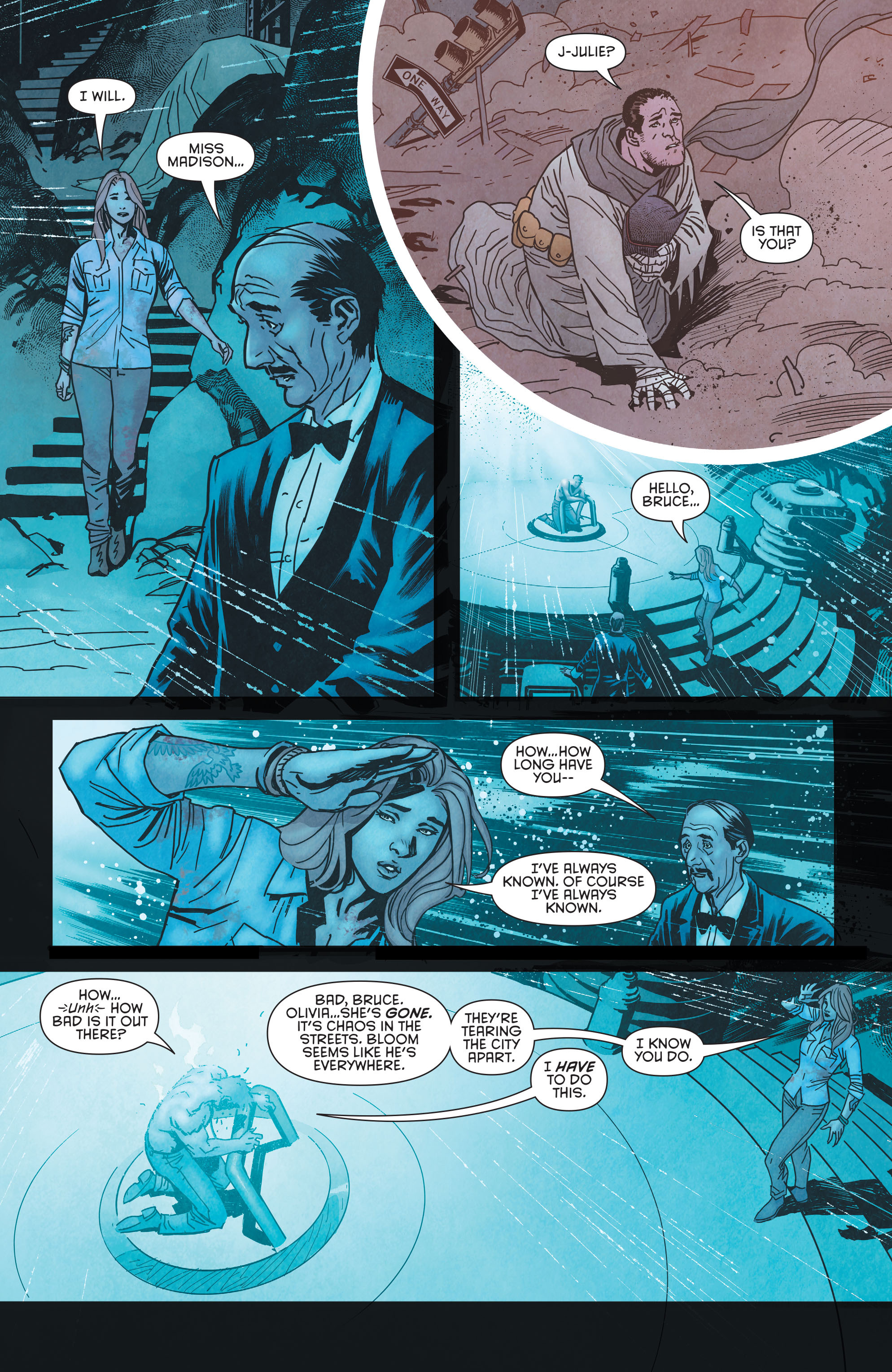 Read online Batman (2011) comic -  Issue # _TPB 9 - 89