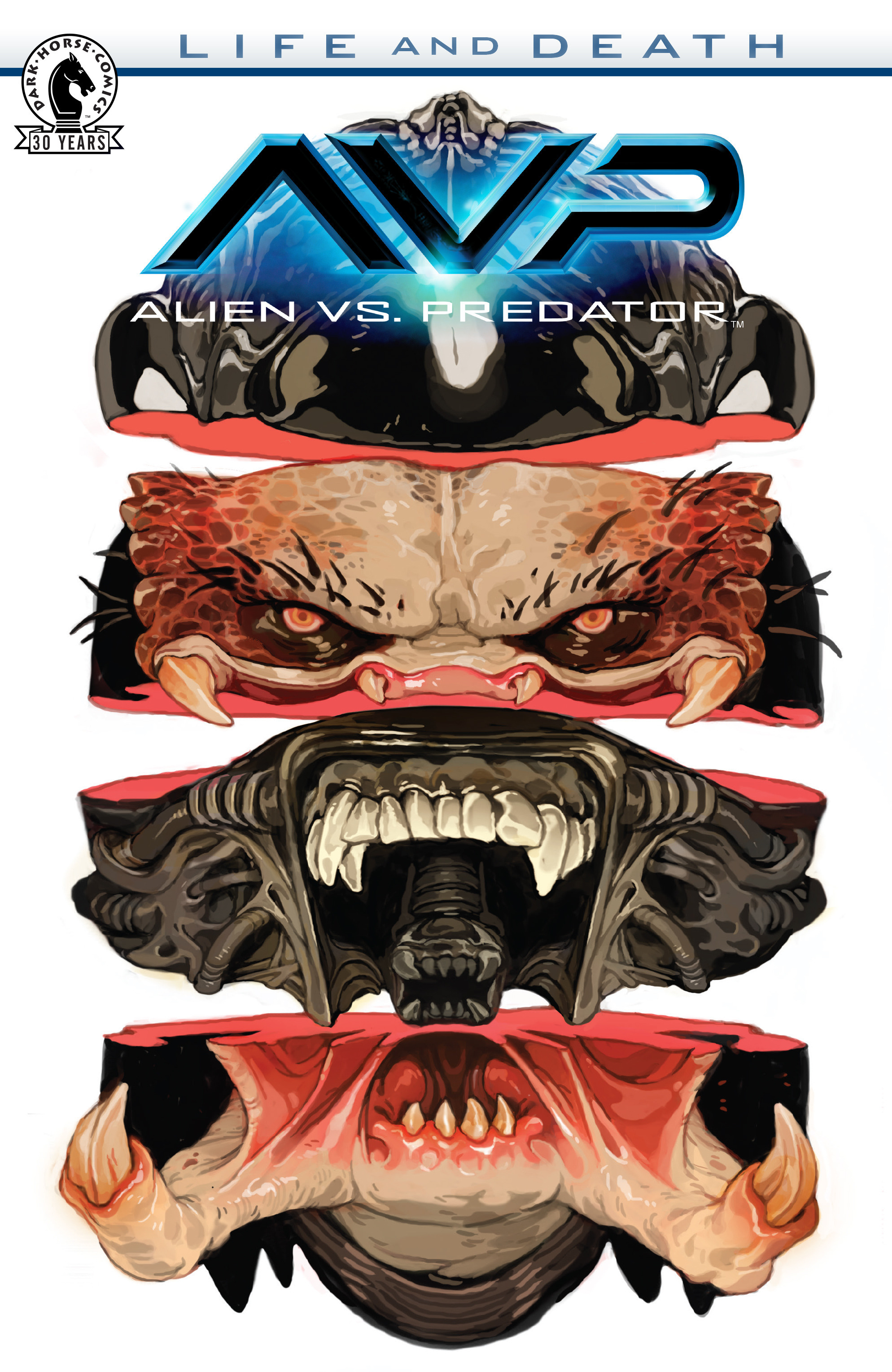 Read online Alien Vs. Predator: Life and Death comic -  Issue #1 - 2