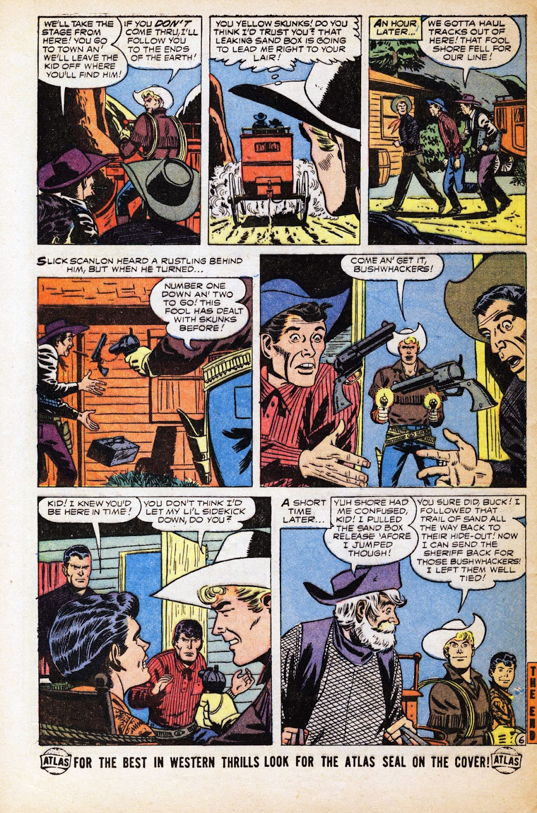 The Rawhide Kid (1955) issue 2 - Page 32