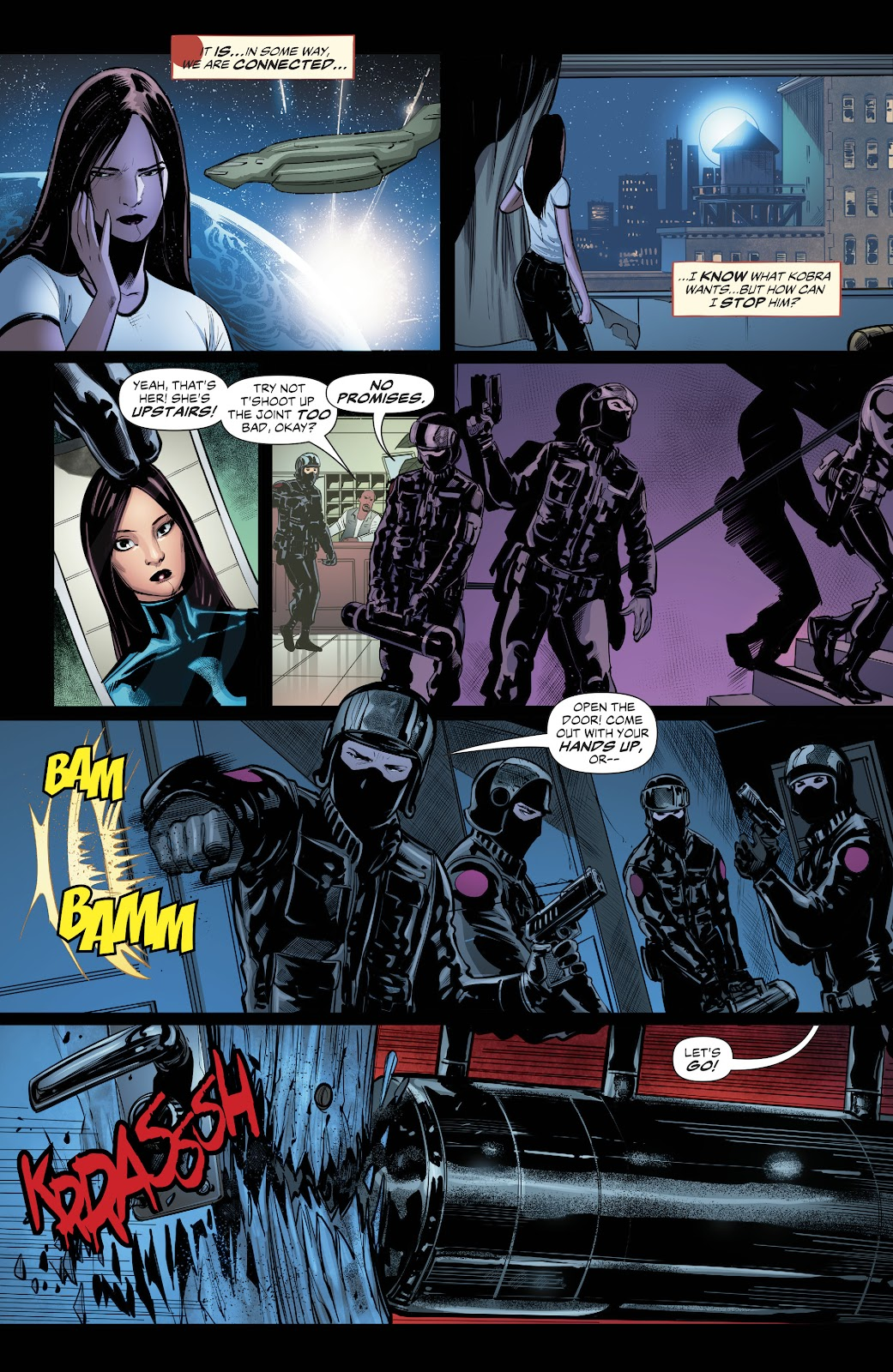 Read online Suicide Squad Black Files comic -  Issue #5 - 11