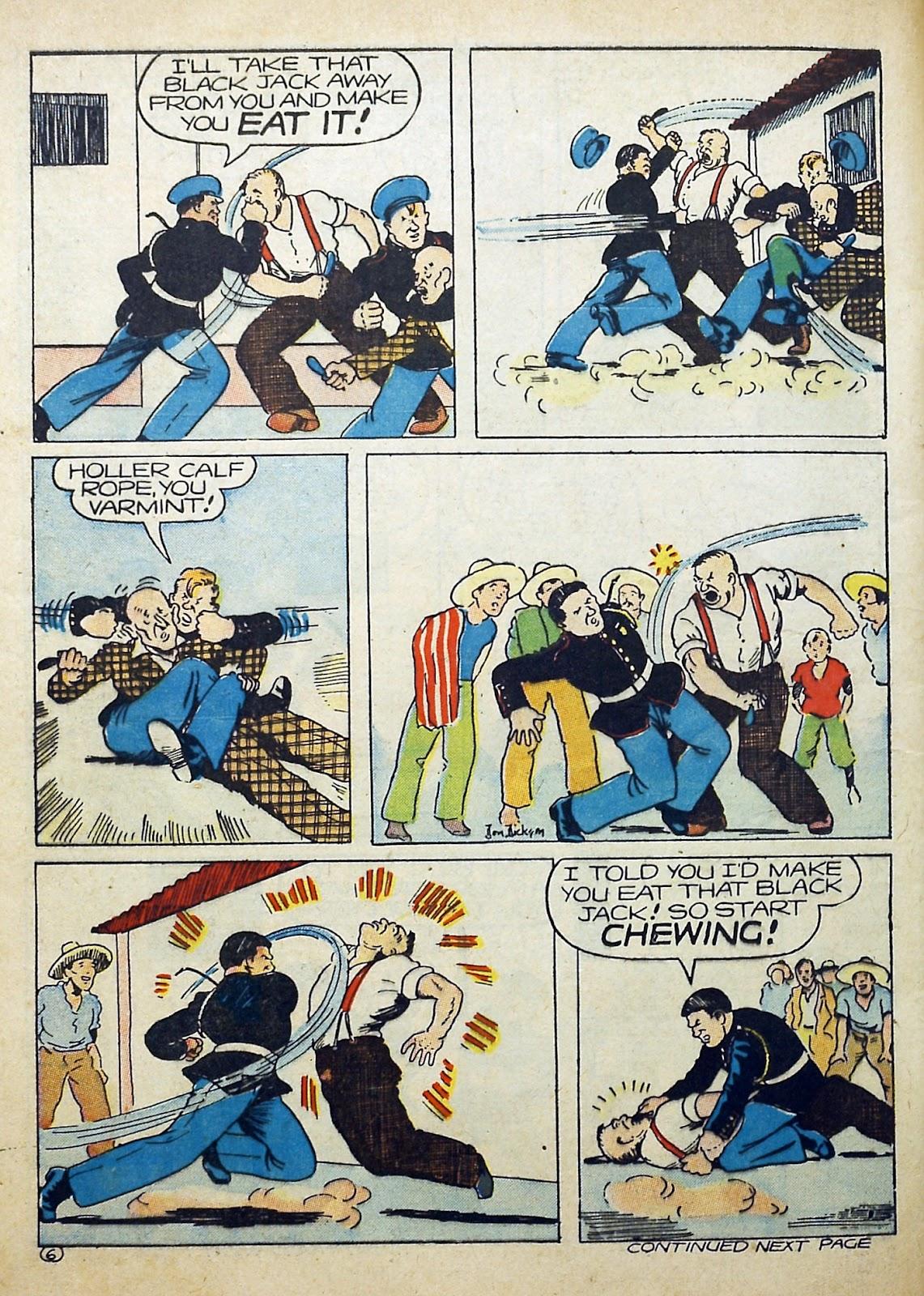 Reglar Fellers Heroic Comics issue 13 - Page 62