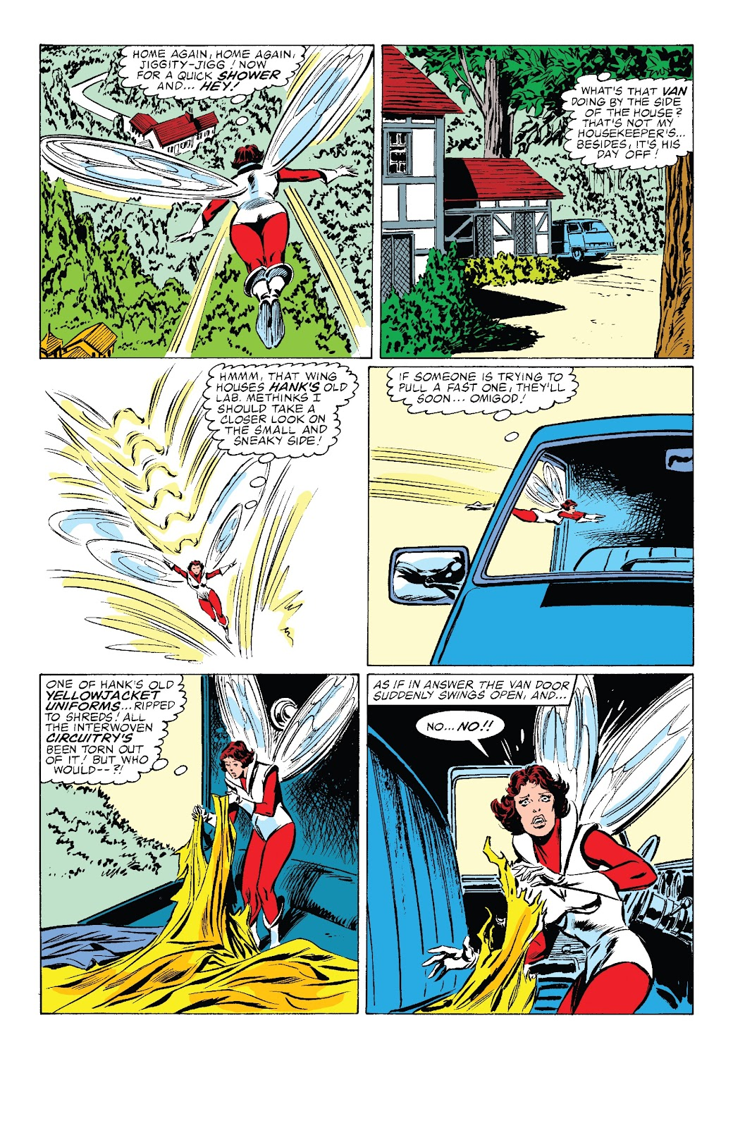 Read online Marvel Tales: Avengers comic -  Issue # Full - 65