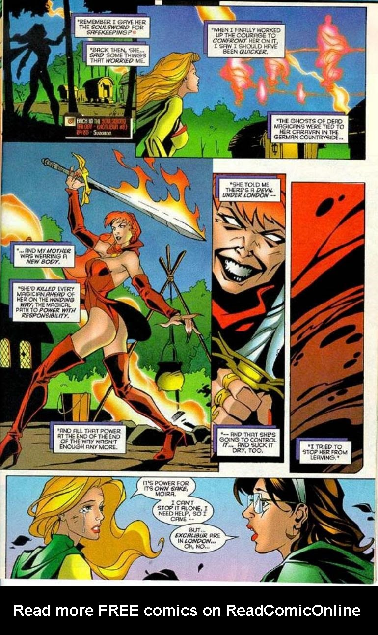 Excalibur (1988) issue 100 - Page 10