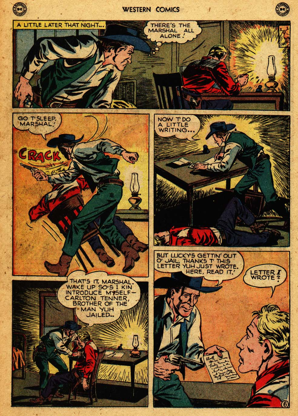 Western Comics issue 9 - Page 20