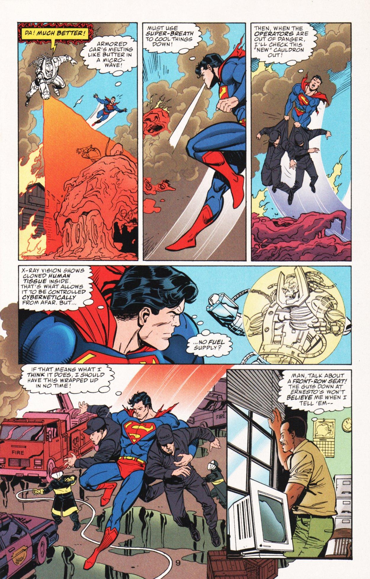 Action Comics (1938) 731 Page 11