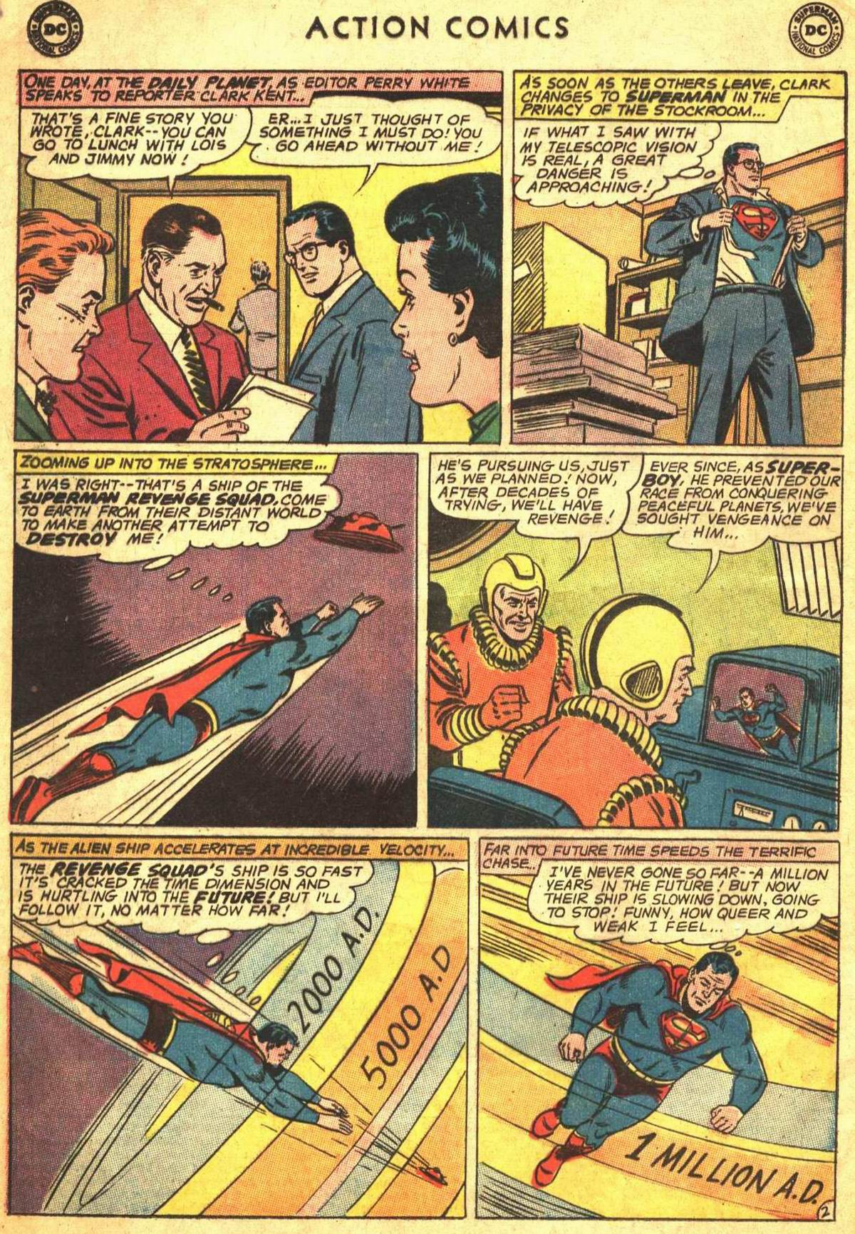 Read online Action Comics (1938) comic -  Issue #300 - 4