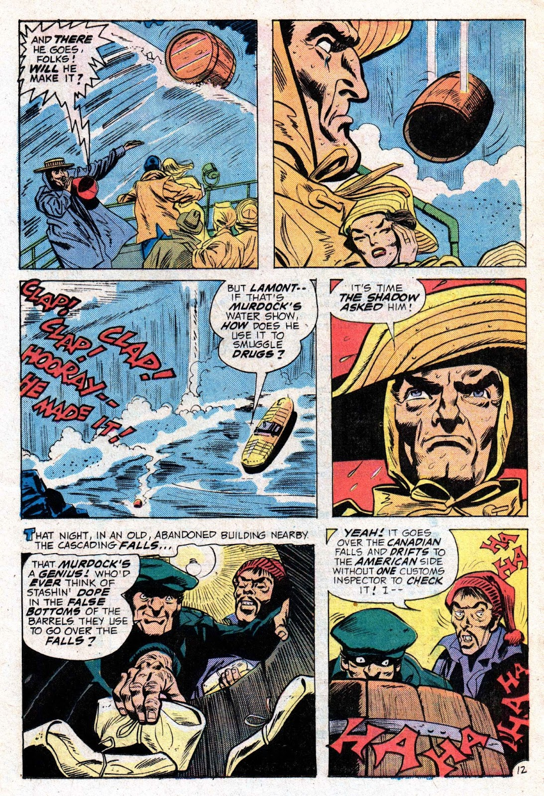 The Shadow (1973) issue 9 - Page 19