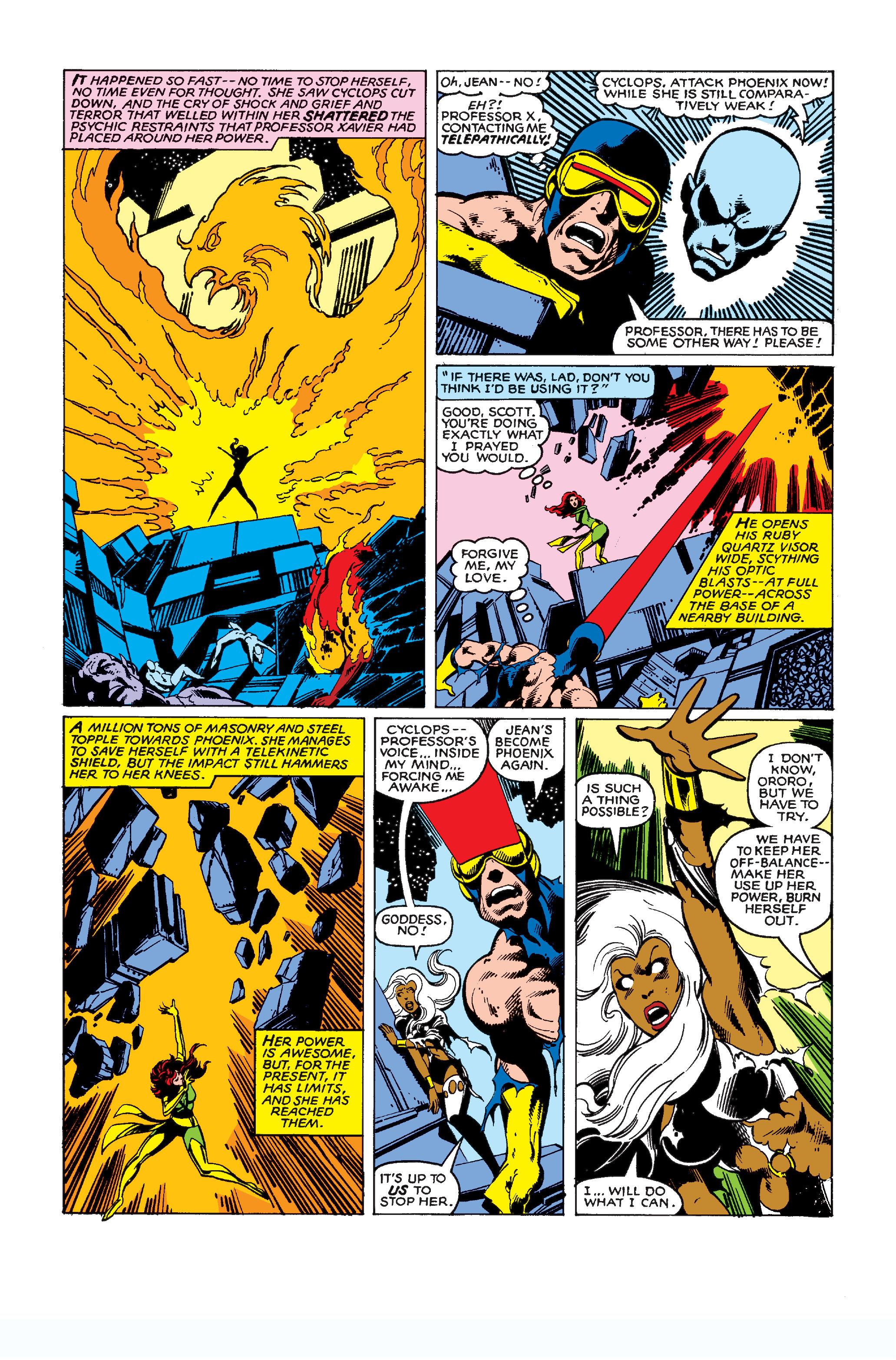 Uncanny X-Men (1963) 137 Page 30