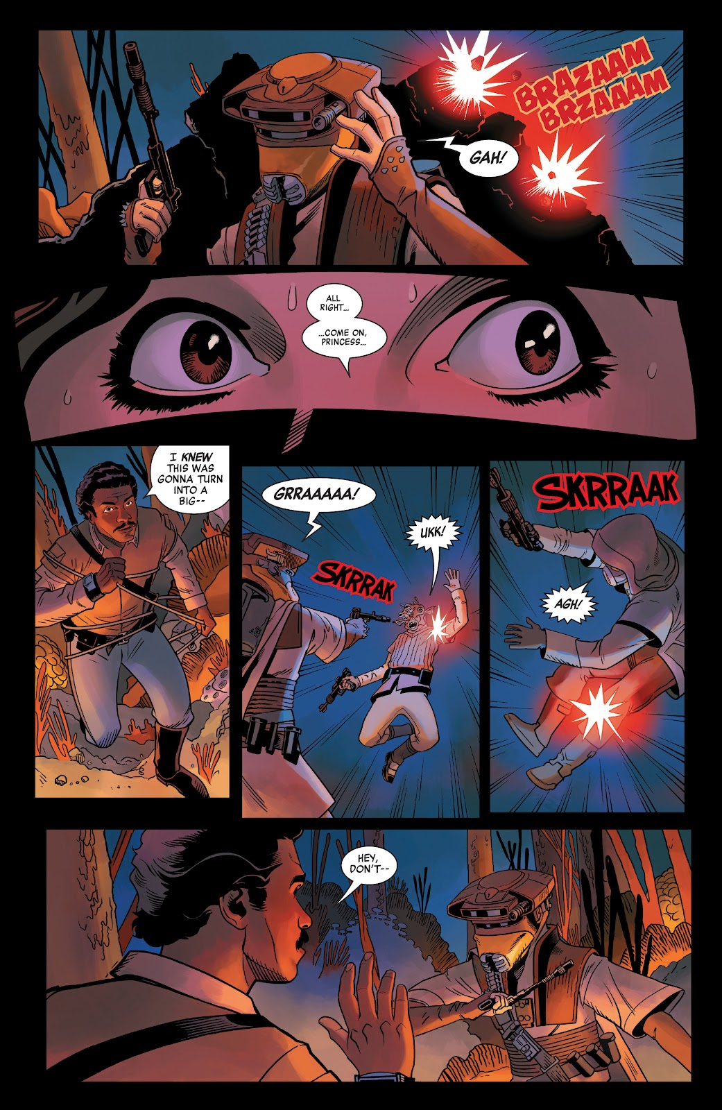 Read online Star Wars: Age of Rebellion - Heroes comic -  Issue # TPB - 22
