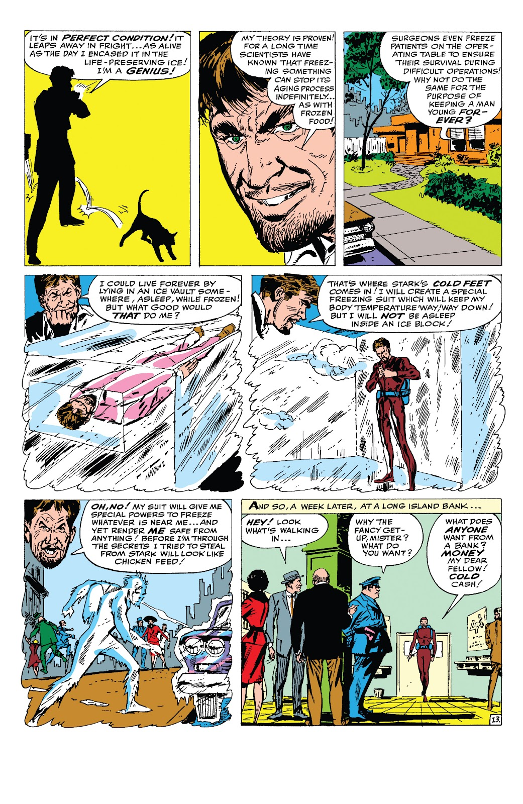 Read online Marvel Tales: Iron Man comic -  Issue # Full - 32
