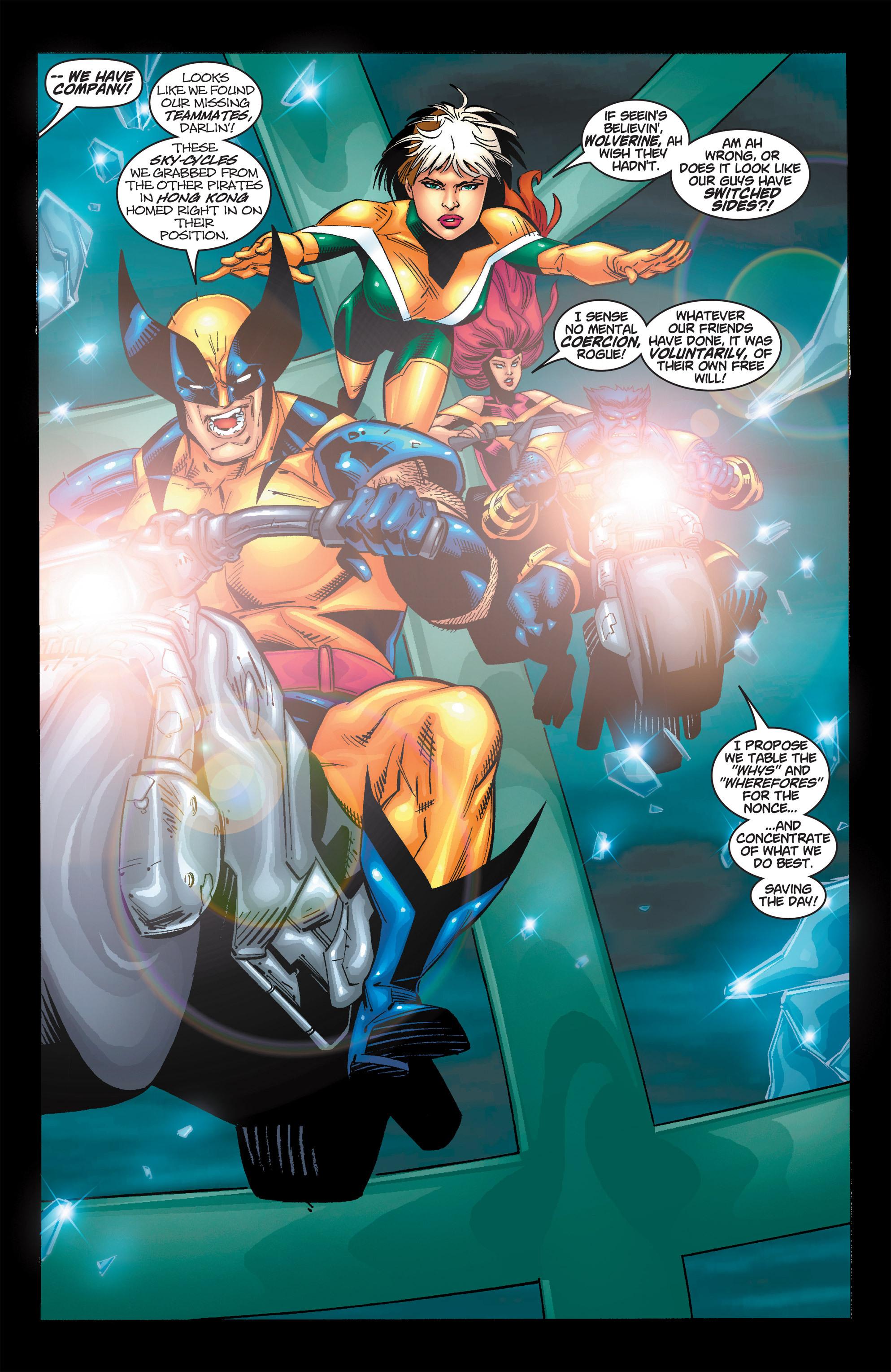 Read online Uncanny X-Men (1963) comic -  Issue #385 - 5