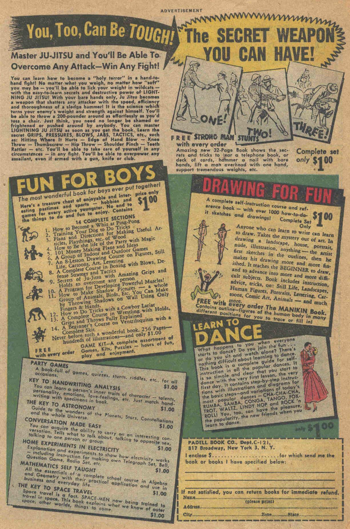Read online Adventure Comics (1938) comic -  Issue #285 - 34