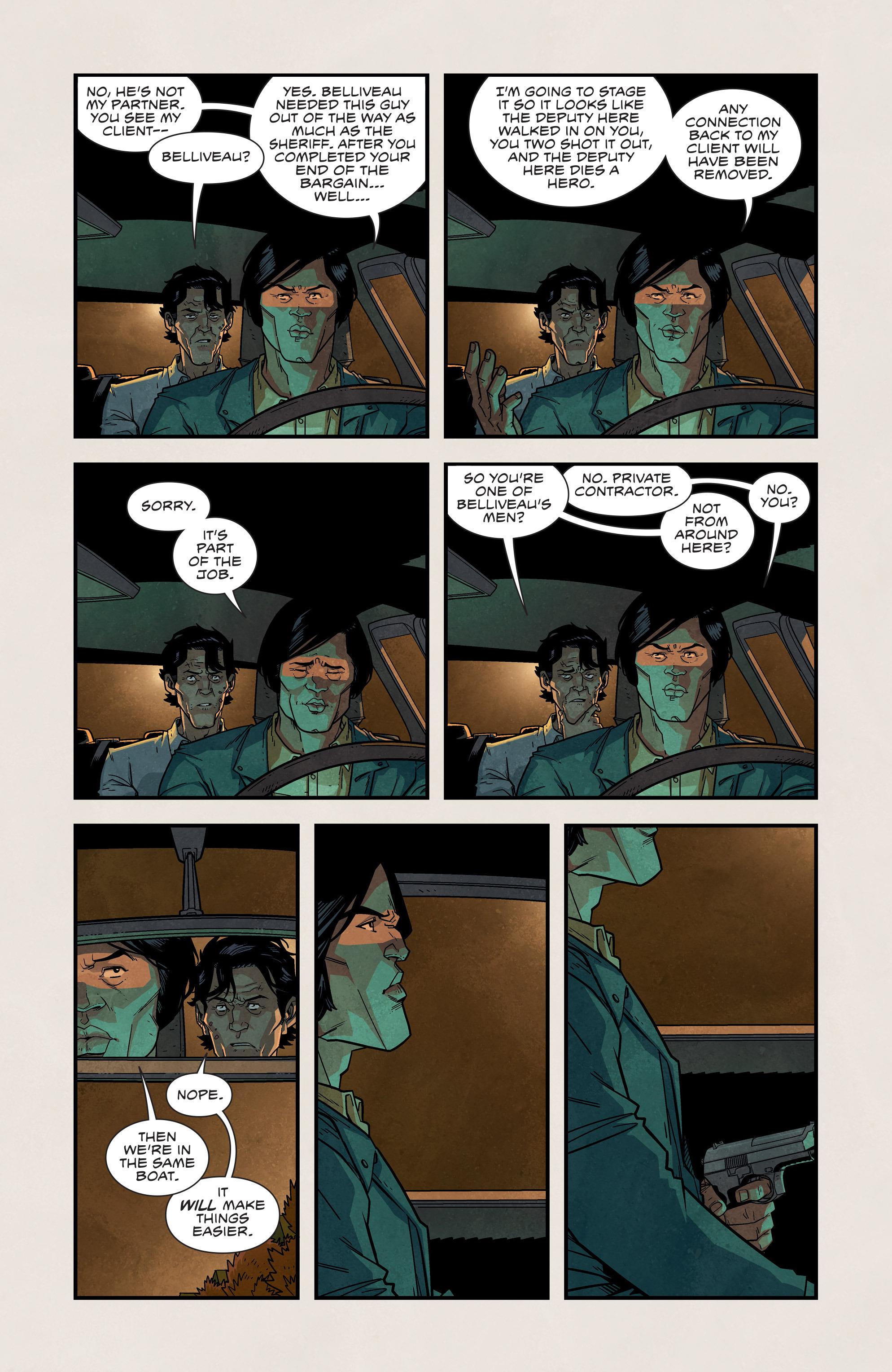 Read online Plastic comic -  Issue #2 - 7