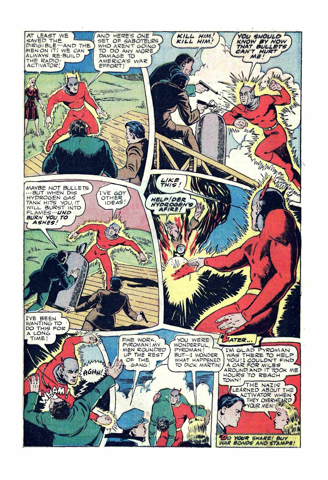 Read online America's Best Comics comic -  Issue #13 - 35