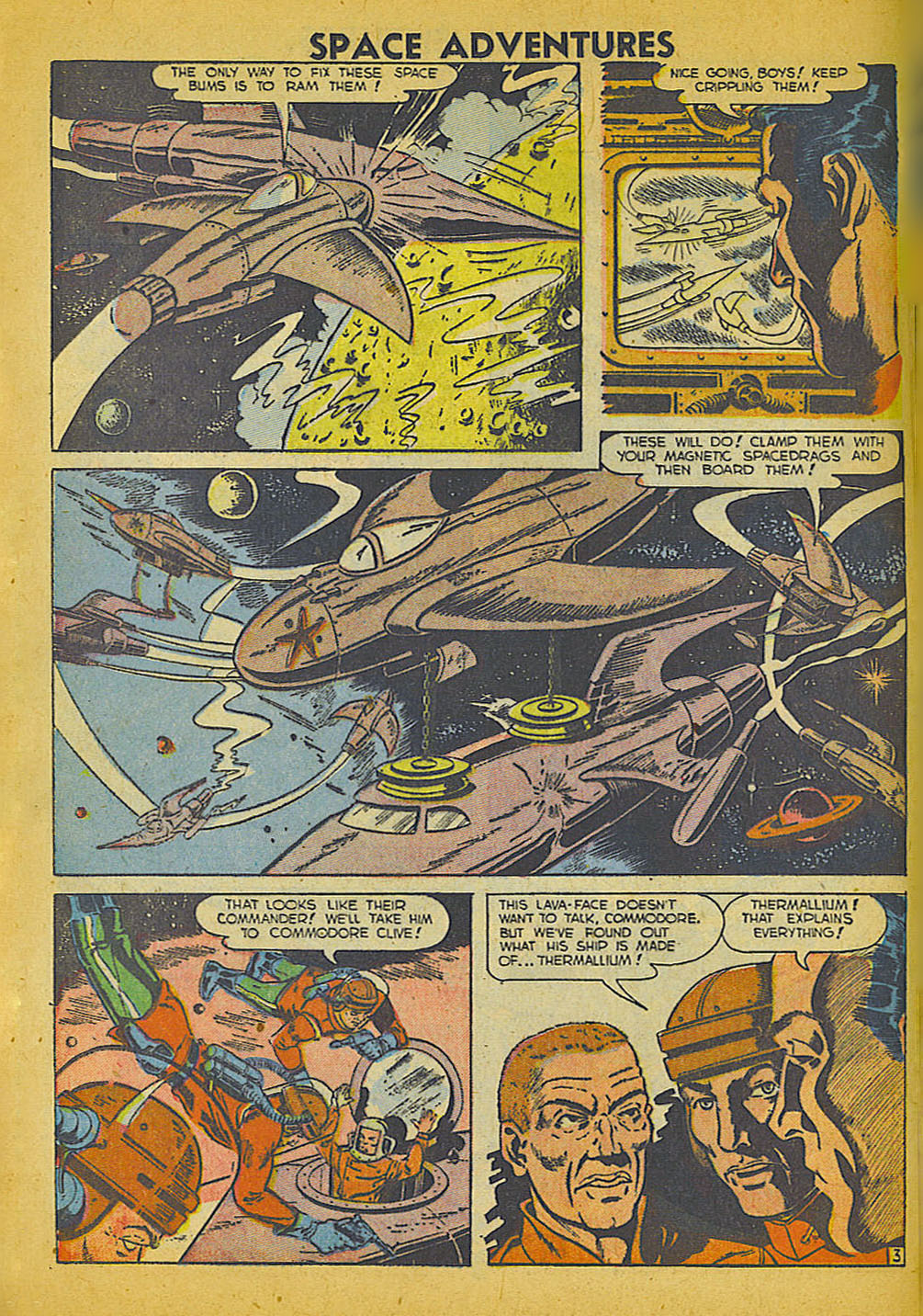 Space Adventures (1952) issue 3 - Page 21
