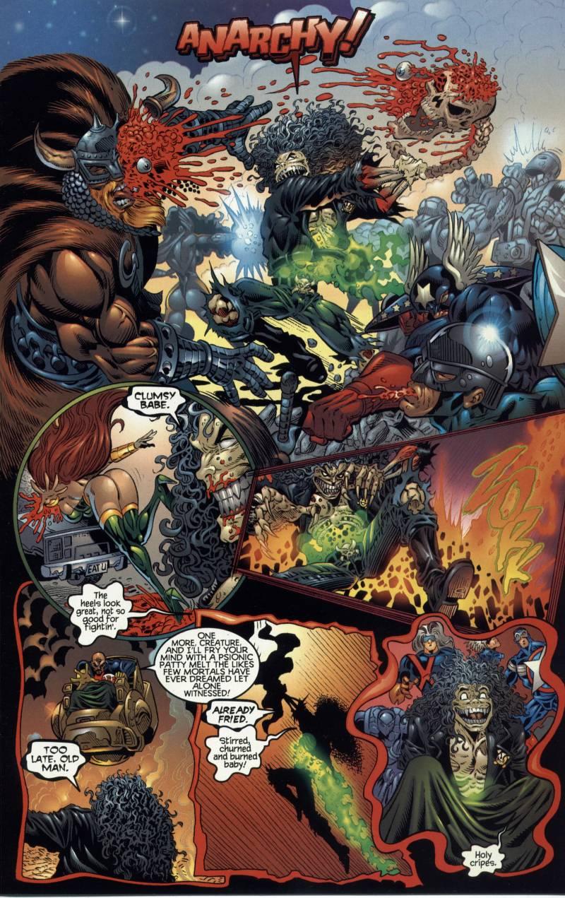 Read online Evil Ernie vs. the Superheroes comic -  Issue #2 - 19