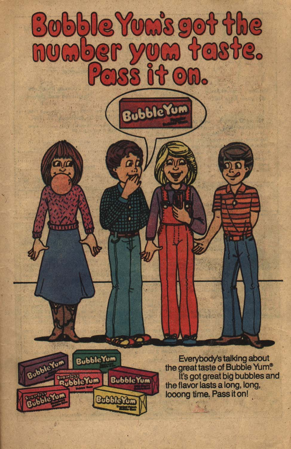 Read online Adventure Comics (1938) comic -  Issue #485 - 7