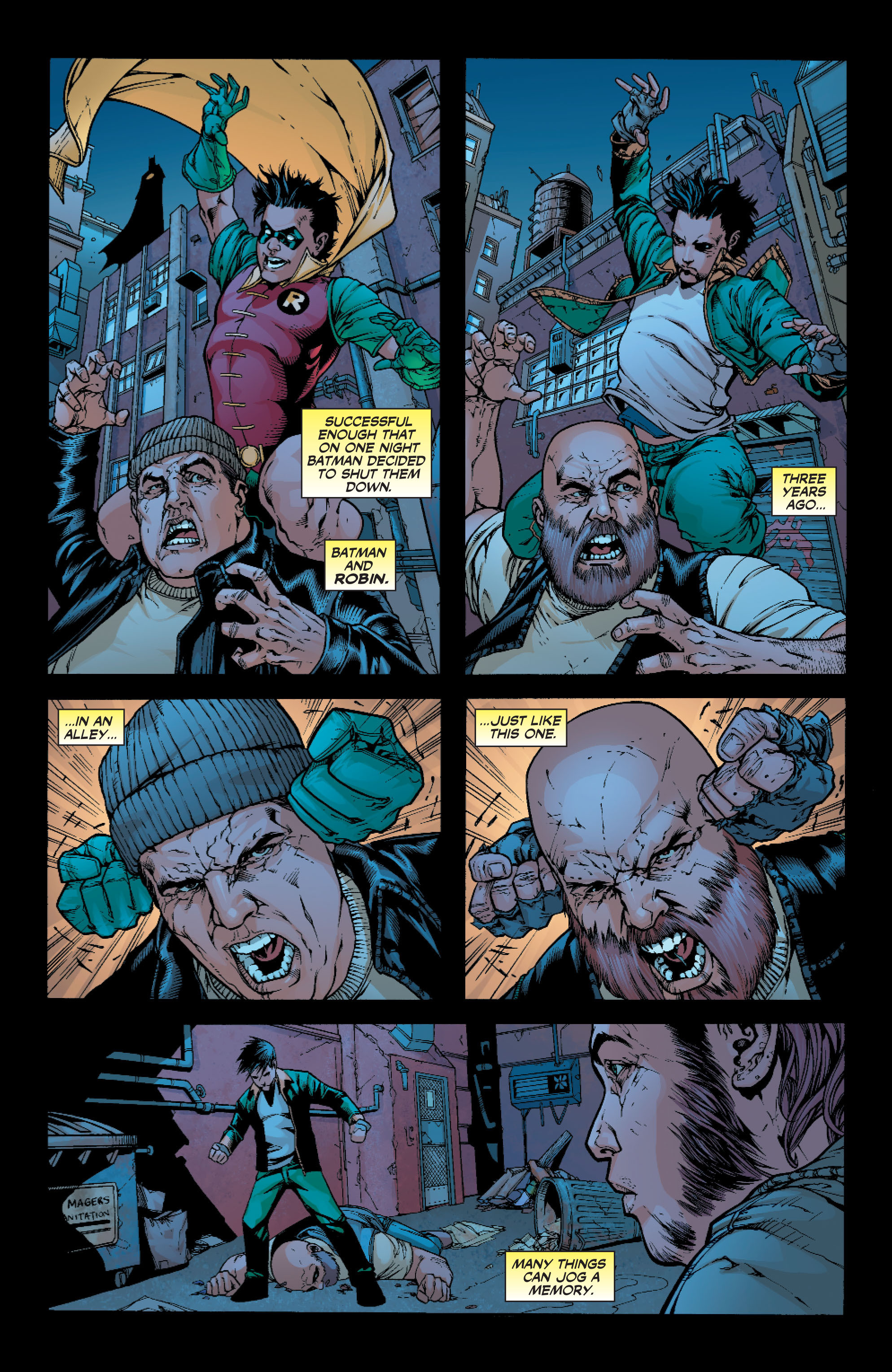 Read online Batman: Under The Red Hood comic -  Issue # Full - 340