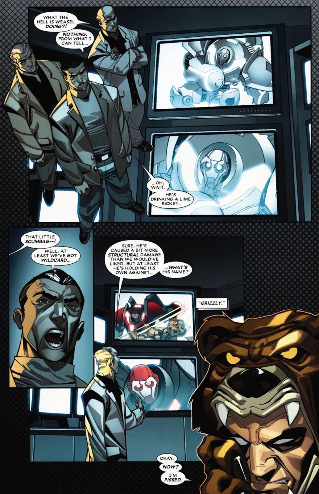 Read online Deadpool (2008) comic -  Issue #24 - 20