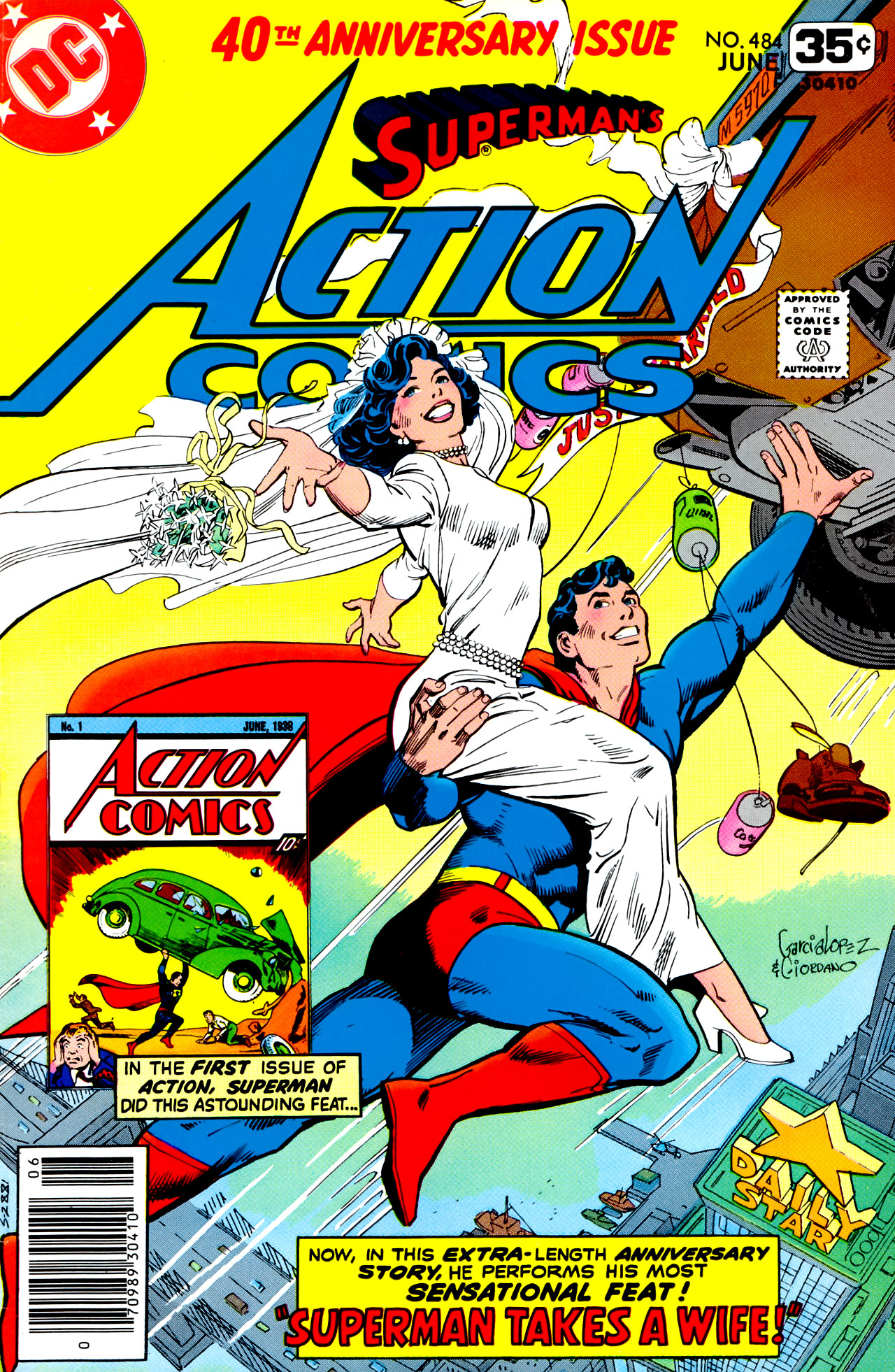 Read online Action Comics (1938) comic -  Issue #484 - 1