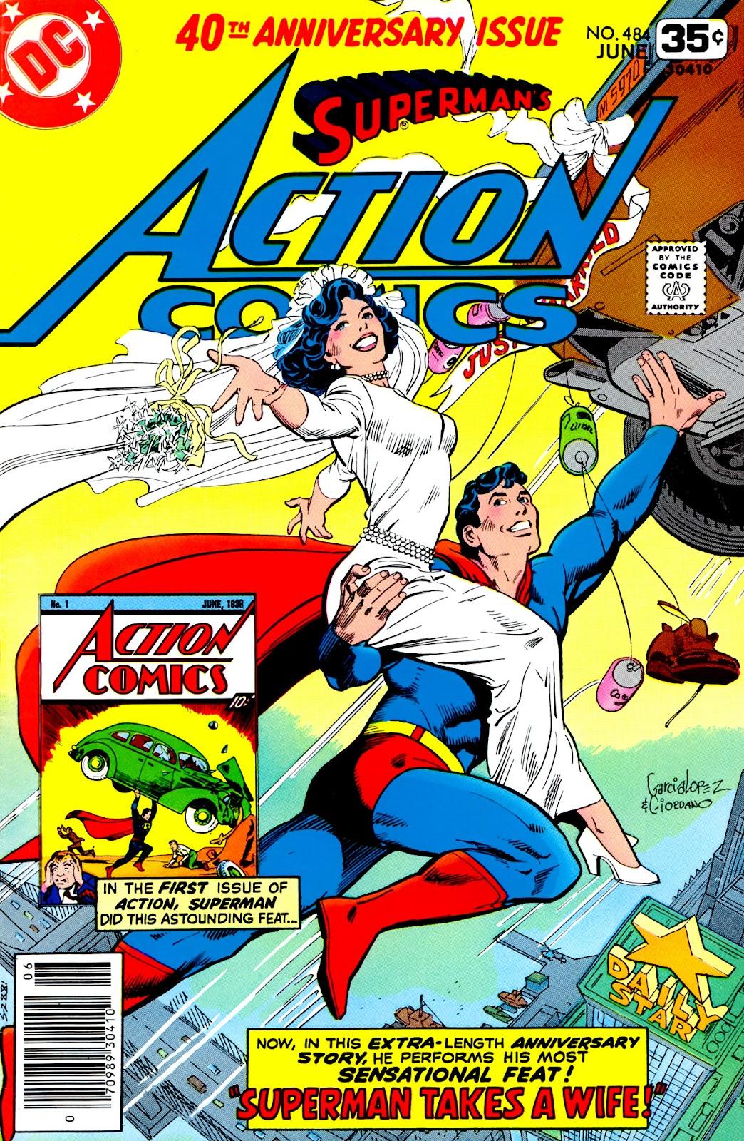 Action Comics (1938) 484 Page 1